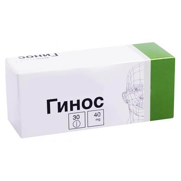 Препарат Гинос