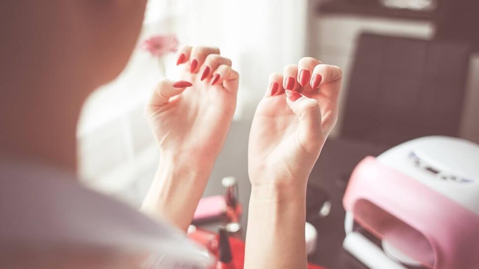 Отличный уход за ногтями