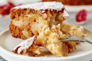 Шарлотка - разрешенный десерт