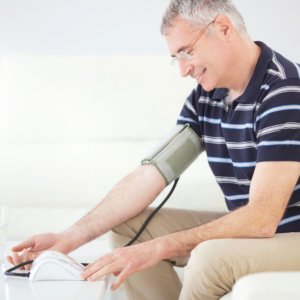 Изменение давления при нормальном пульсе