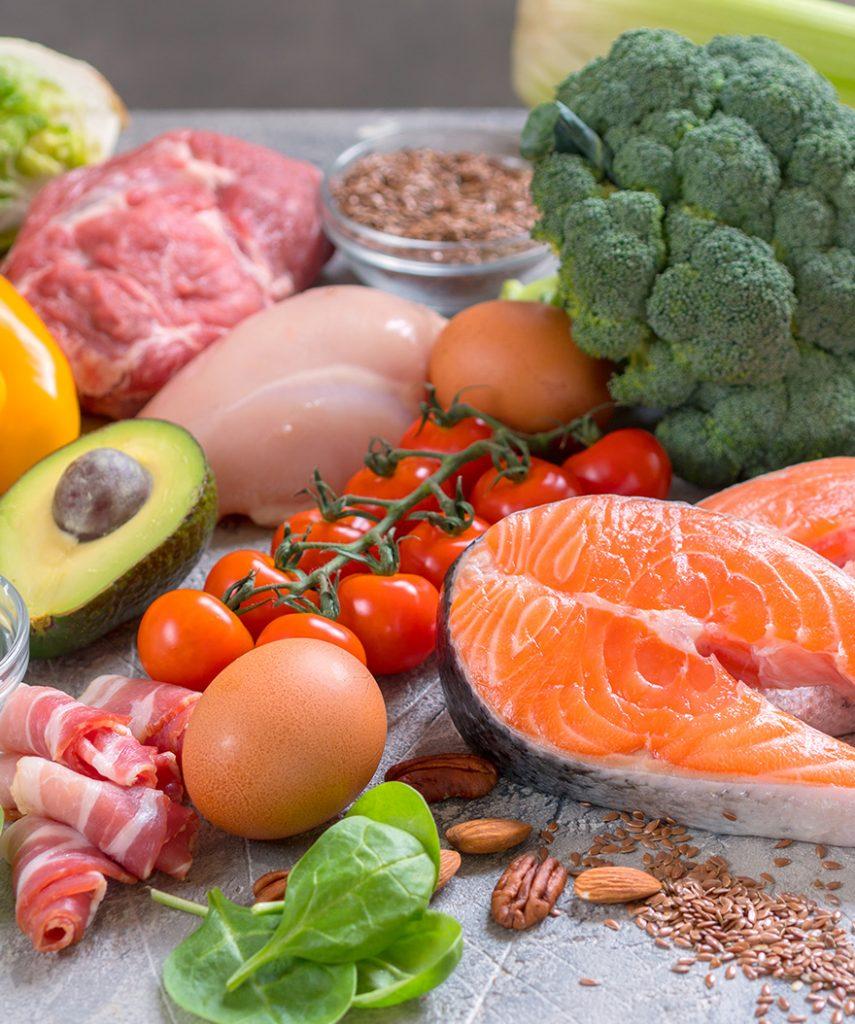 Продукты при щадящем питании