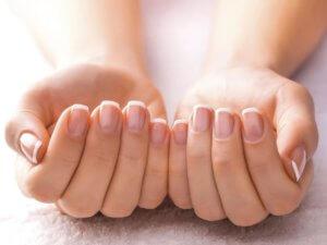 Улучшение структуры ногтей