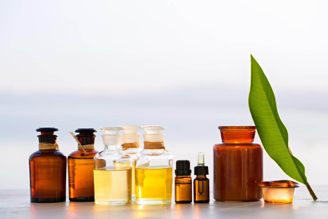 Использование аромамасел