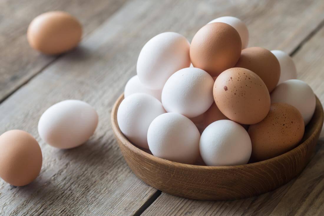 Использование яиц