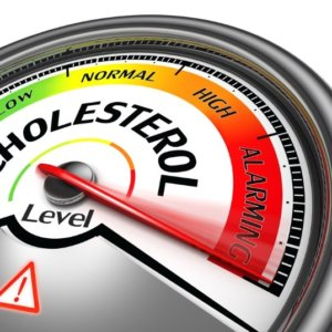 Высокий уровень холестерина