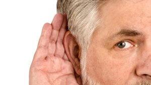 Ухудшение слуха у пациента