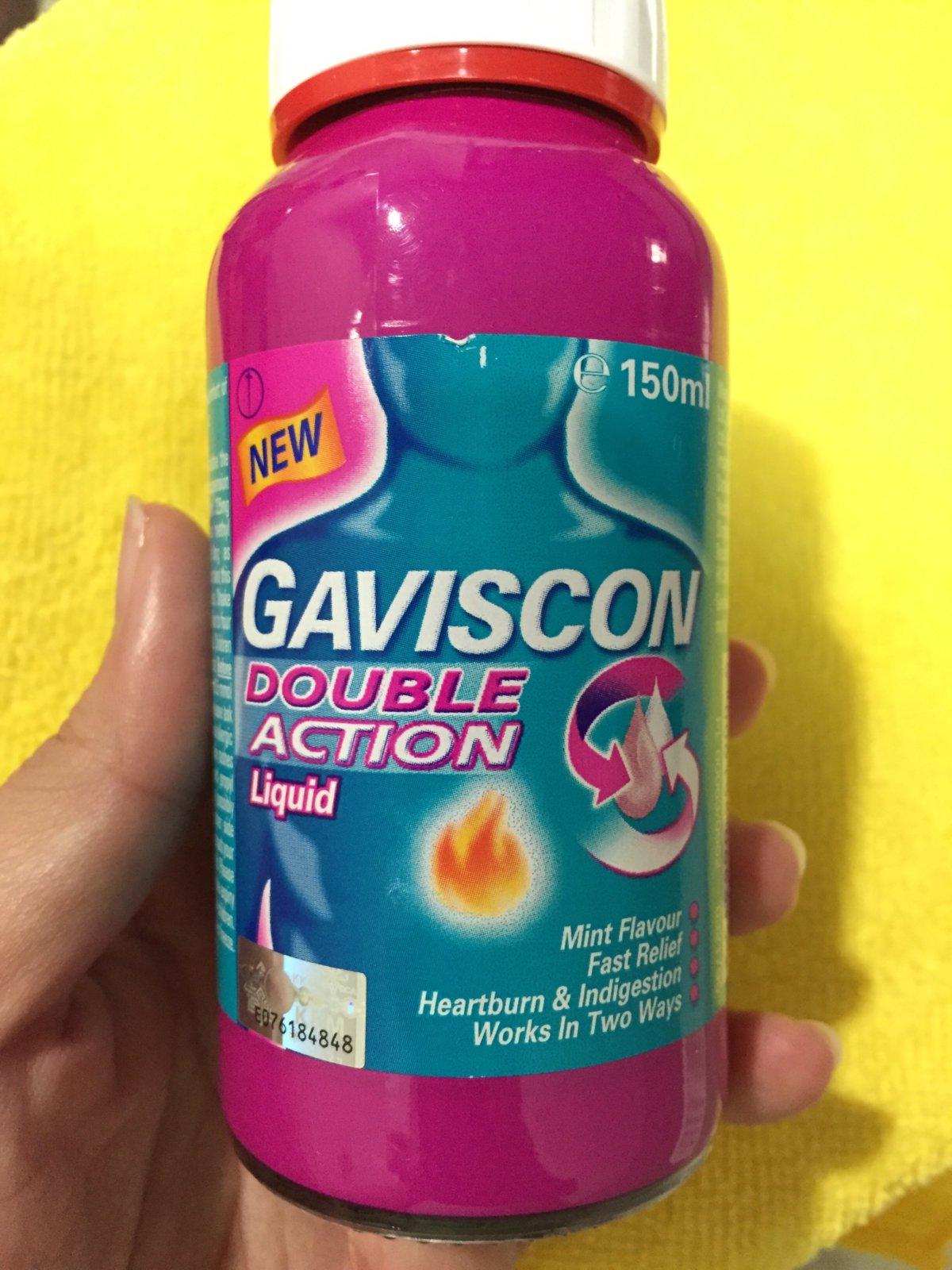 Лечение Гевисконом