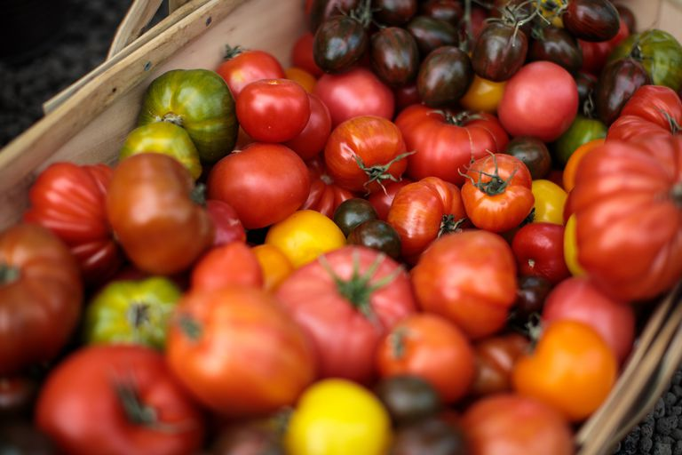 Увеличьте потребление помидоров