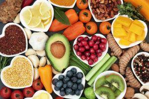 Растительная пища для лечения