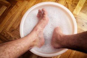 Польза ванночек