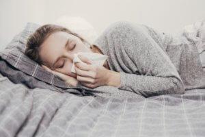 Влияние простуды