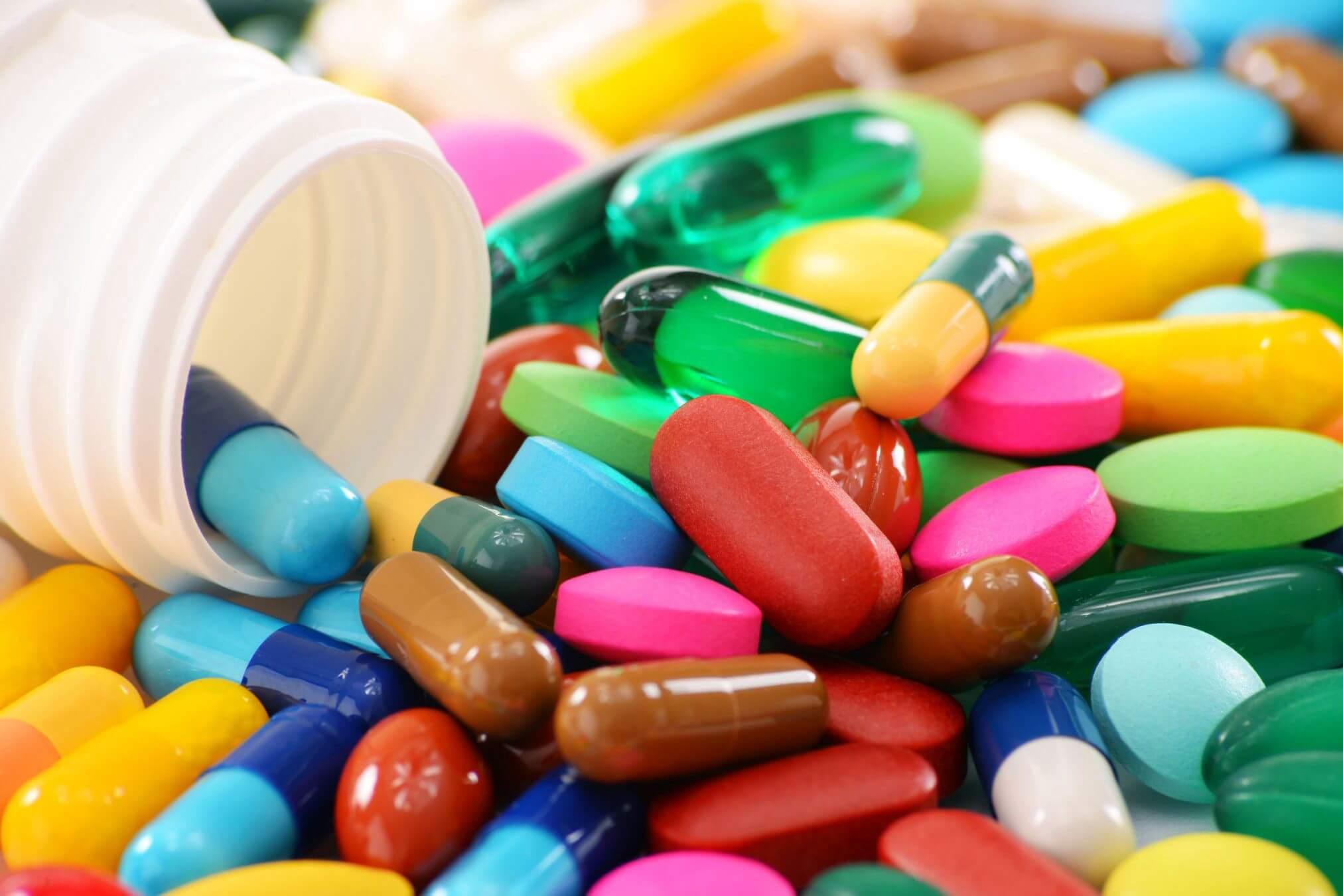 Дополнительные препараты