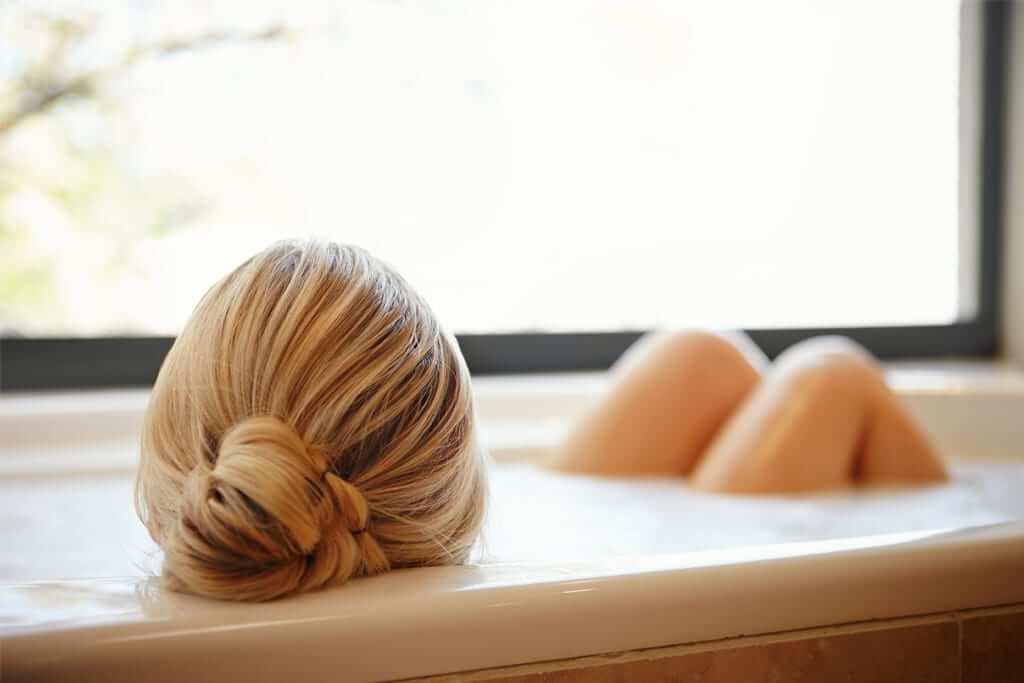 Ванна с эфирными маслами