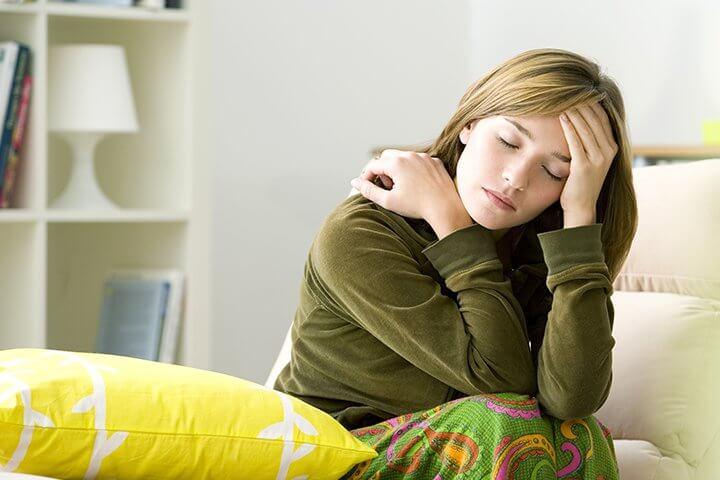 Боль из-за остеохондроза