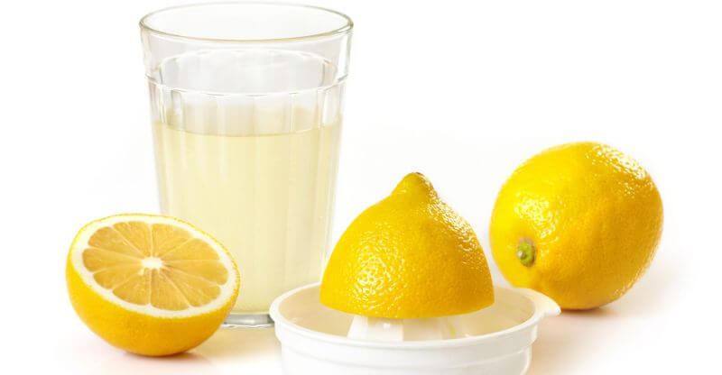 Плюсы сока лимона