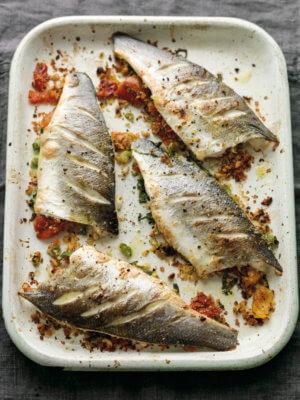 Вкусная питательная рыба