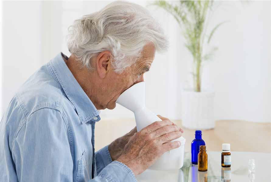 Эфирные масла для ингаляций