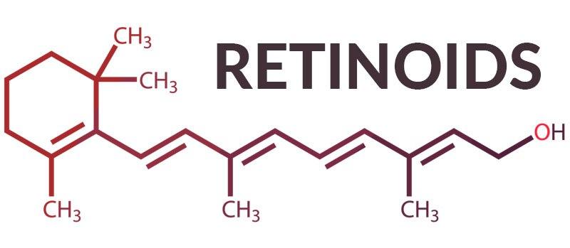 Ретиноиды для лица