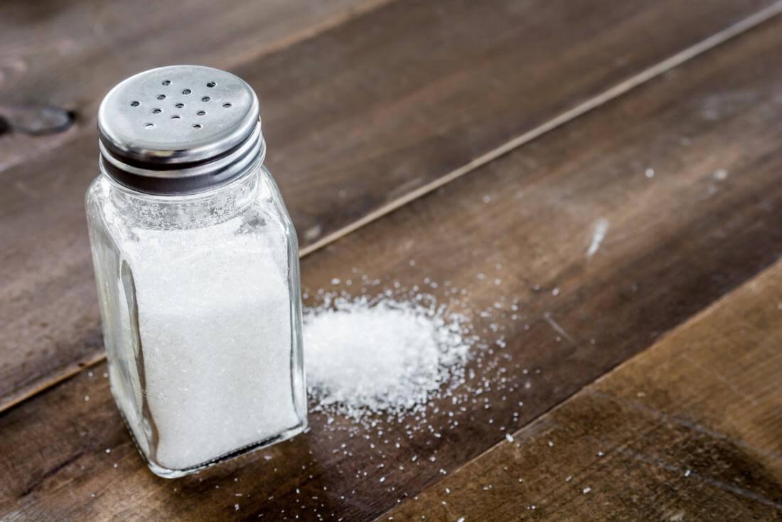 Солевой метод