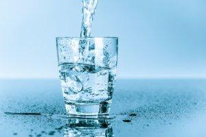 Достаточное количество воды
