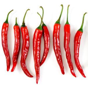 Влияние красного перца
