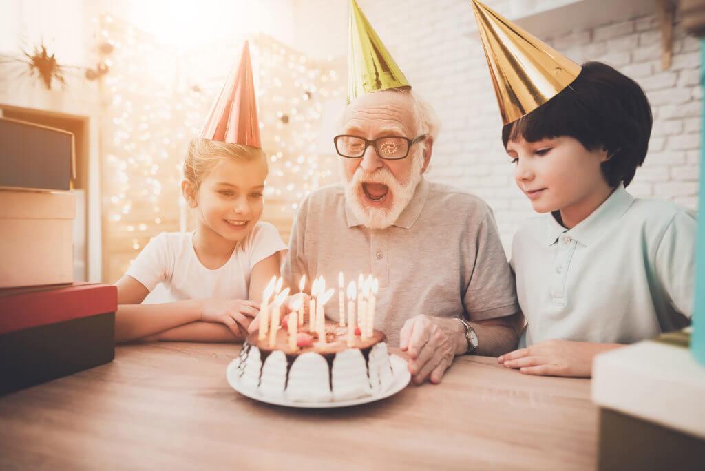 Здоровое долголетие