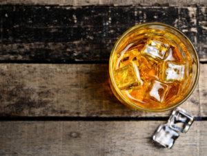 Газировка и алкоголь